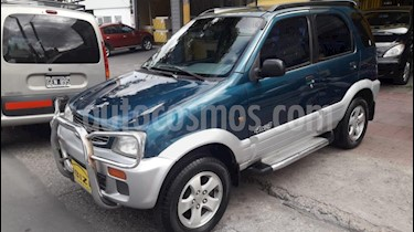 Daihatsu Terios DWT usado (1998) color Verde Oscuro precio $210.000