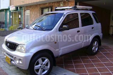 Foto venta Carro Usado Daihatsu Terios OKii  1.5L Aut. (2005) color Plata precio $22.000.000