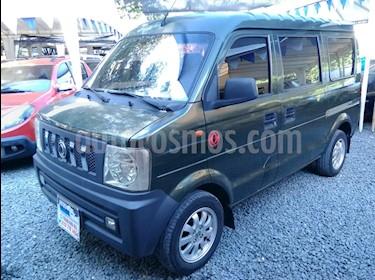Foto venta Carro usado DFSK Van Pasajeros C37 1.3L 7Pas (2014) color Verde precio $30.000.000