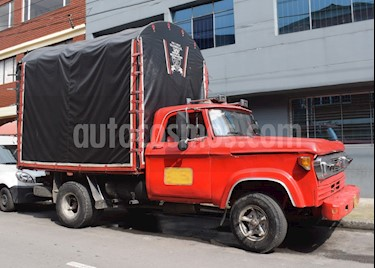 Dodge 1978 1979 usado (1972) color Rojo precio $20.000.000