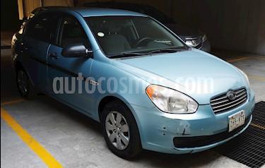 Foto venta Auto usado Dodge Attitude GL 1.4L Ac (2008) color Azul Cristal precio $52,000