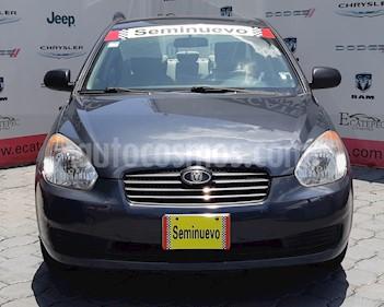 Foto venta Auto Seminuevo Dodge Attitude GL 1.4L Ac (2017) color Gris precio $85,000