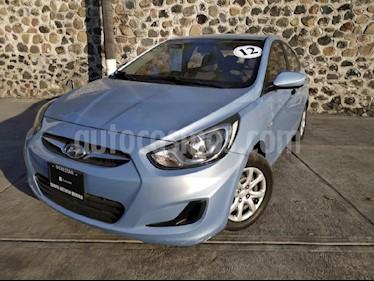 Foto venta Auto usado Dodge Attitude GL 1.4L (2012) color Azul precio $125,000