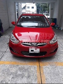 Foto venta Auto usado Dodge Attitude GL 1.4L (2012) color Rojo Veloster precio $115,000
