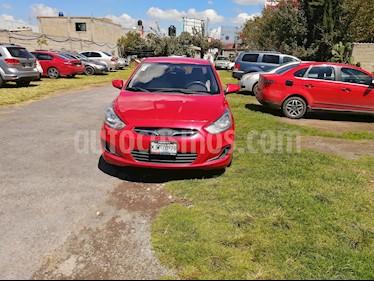 Foto venta Auto usado Dodge Attitude GL 1.4L (2012) color Rojo precio $78,500