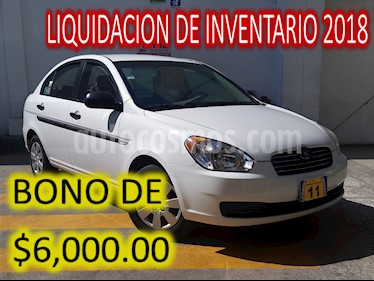 Foto venta Auto usado Dodge Attitude GL 1.4L (2011) color Blanco precio $95,000