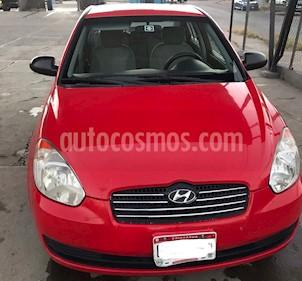 Foto Dodge Attitude GL 1.6L Aut usado (2008) color Rojo precio $60,000