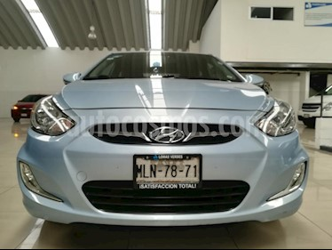 Foto venta Auto usado Dodge Attitude GLS Sport 1.6L Aut Sun and Park (2013) color Azul precio $135,000