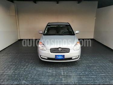 Dodge Attitude GLS 1.4L usado (2011) color Plata precio $98,500