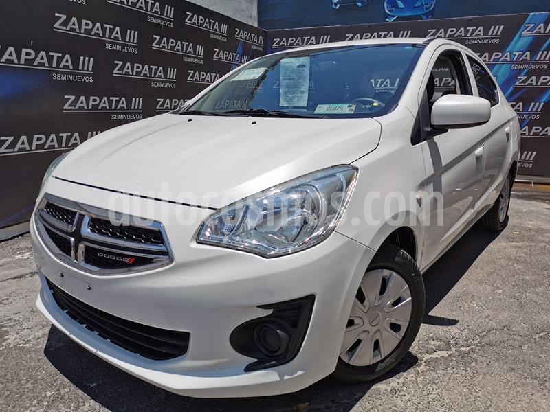 Dodge Attitude SE usado (2017) color Blanco precio $132,000