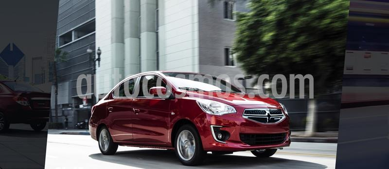 Dodge Attitude SE nuevo color Rojo Tinto precio $226,900