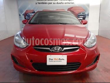Dodge Attitude GL 1.4L usado (2014) color Rojo precio $116,000