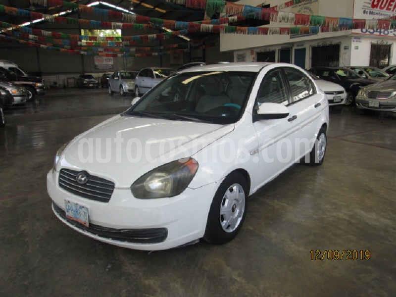 Dodge Attitude GL 1.4L usado (2008) color Blanco precio $60,000