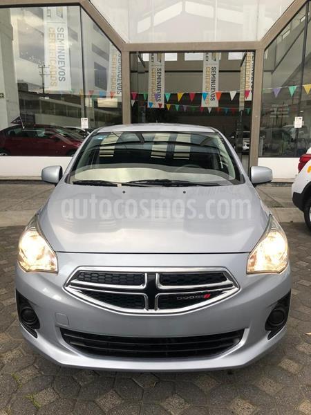 Dodge Attitude SE usado (2019) color Plata Dorado precio $170,000