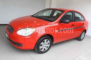 Dodge Attitude 4p GL aut 1.6L usado (2011) color Rojo precio $89,000
