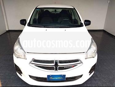 Dodge Attitude 4p SE L4/1.2 Man usado (2016) color Blanco precio $133,500
