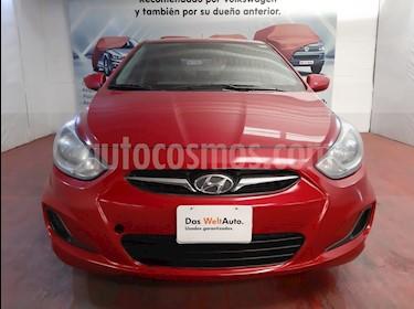 Dodge Attitude GL 1.6L Aut usado (2014) color Rojo Veloster precio $116,000
