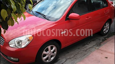 Dodge Attitude GLS 1.4L usado (2010) color Rojo precio $72,300