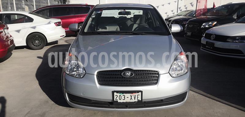 Dodge Attitude GL 1.6L Aut usado (2005) color Plata precio $78,000