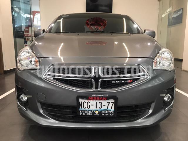 Dodge Attitude 4P SXT 1.2L AT A/AC. VE F. NIEBLA RA-15 usado (2018) color Gris precio $169,900