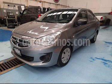 Dodge Attitude 4P SE 1.2L AT A/AC. VE DEL. R-14 usado (2016) color Plata precio $160,000