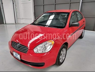 Dodge Attitude 4P GL L4/1.4 MAN A/A usado (2011) color Rojo precio $75,000