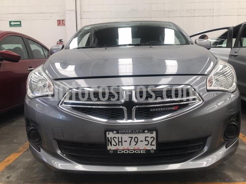 Dodge Attitude SE usado (2018) color Gris Oscuro precio $149,900