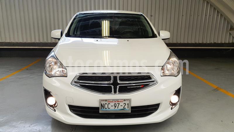 Dodge Attitude SXT usado (2018) color Blanco precio $189,000