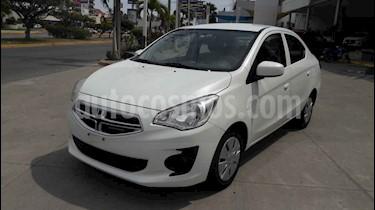 Dodge Attitude 4p SE L4/1.2 Aut usado (2018) color Blanco precio $165,000