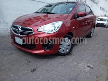 Dodge Attitude 4P SE 1.2L AT A/AC. VE DEL. R-14 usado (2019) color Rojo precio $195,000