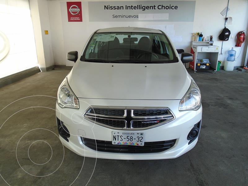 Dodge Attitude SE usado (2015) color Blanco precio $110,000