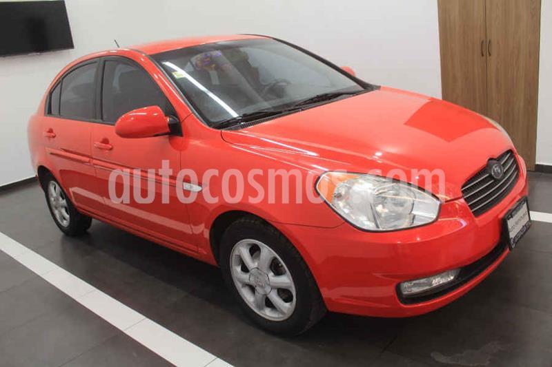Dodge Attitude GLS 1.6L Aut usado (2010) color Rojo precio $87,000