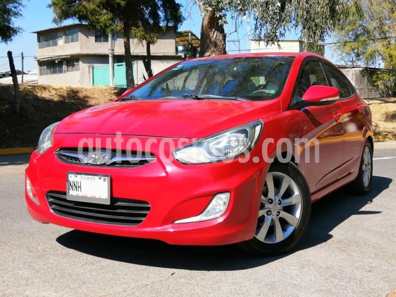 Dodge Attitude GLS 1.6L usado (2012) color Rojo precio $118,000
