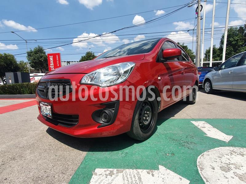 Dodge Attitude SE usado (2018) color Rojo precio $150,000