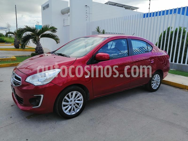 Dodge Attitude SXT Aut usado (2017) color Rojo precio $138,000