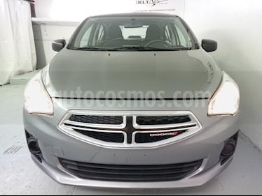 Foto venta Auto Seminuevo Dodge Attitude SE Aut (2016) color Grafito precio $124,900