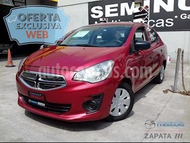Foto venta Auto usado Dodge Attitude SE Aut (2016) color Rojo precio $135,000