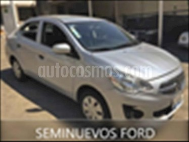 Dodge Attitude SE L4/1.2 MAN usado (2016) color Plata precio $110,000