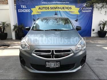 Foto venta Auto Seminuevo Dodge Attitude SE (2015) color Grafito precio $125,000