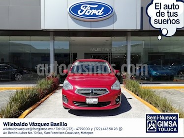 Foto venta Auto usado Dodge Attitude SXT MTX (2015) color Rojo precio $104,000