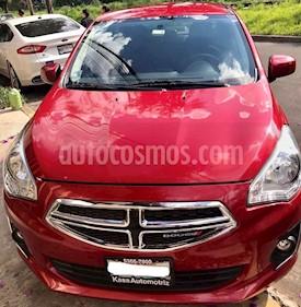 Dodge Attitude SXT usado (2017) color Rojo precio $141,500