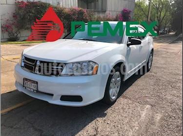 Foto venta Auto usado Dodge Avenger 2.4L GTS Aut (2013) color Blanco precio $67,000