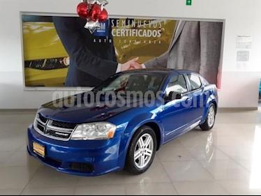 Foto Dodge Avenger 4p SE ATX L4/2.4 Aut usado (2013) color Azul precio $133,900