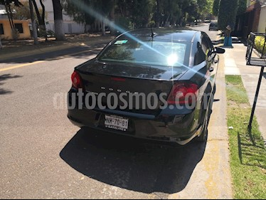 Dodge Avenger SE 2.4L Aut  usado (2013) color Negro precio $105,000