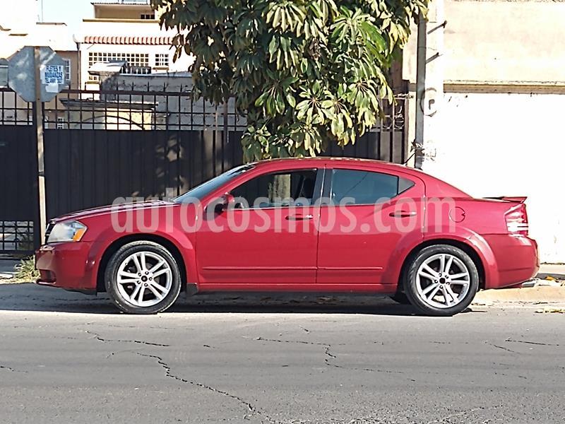 Dodge Avenger SXT 2.4L Aut Sport usado (2010) color Rojo precio $92,000