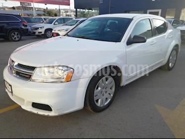 Foto venta Auto usado Dodge Avenger SE 2.4L Aut (2013) color Blanco precio $143,000