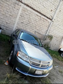 Foto venta Auto usado Dodge Avenger SE 2.4L Aut (2010) color Plata Metalico precio $85,000