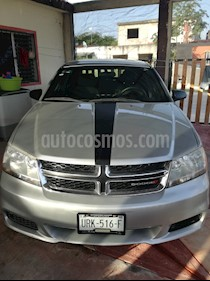 Dodge Avenger SE 2.4L Aut usado (2012) color Plata precio $100,000