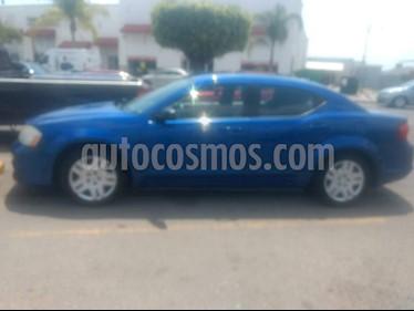 Dodge Avenger SE 2.4L Aut  usado (2013) color Azul precio $125,000