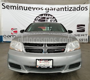 Foto venta Auto usado Dodge Avenger SE 2.4L Aut  (2014) color Gris precio $128,000